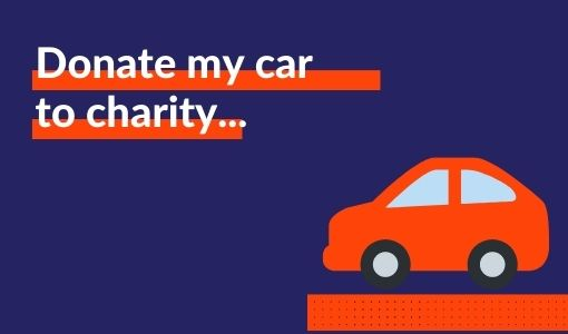 Donate my car to charity