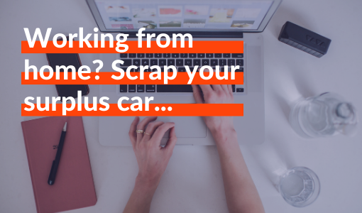 Scrap your surplus car...