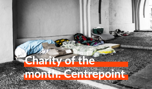 Charity of the month: Centrepoint